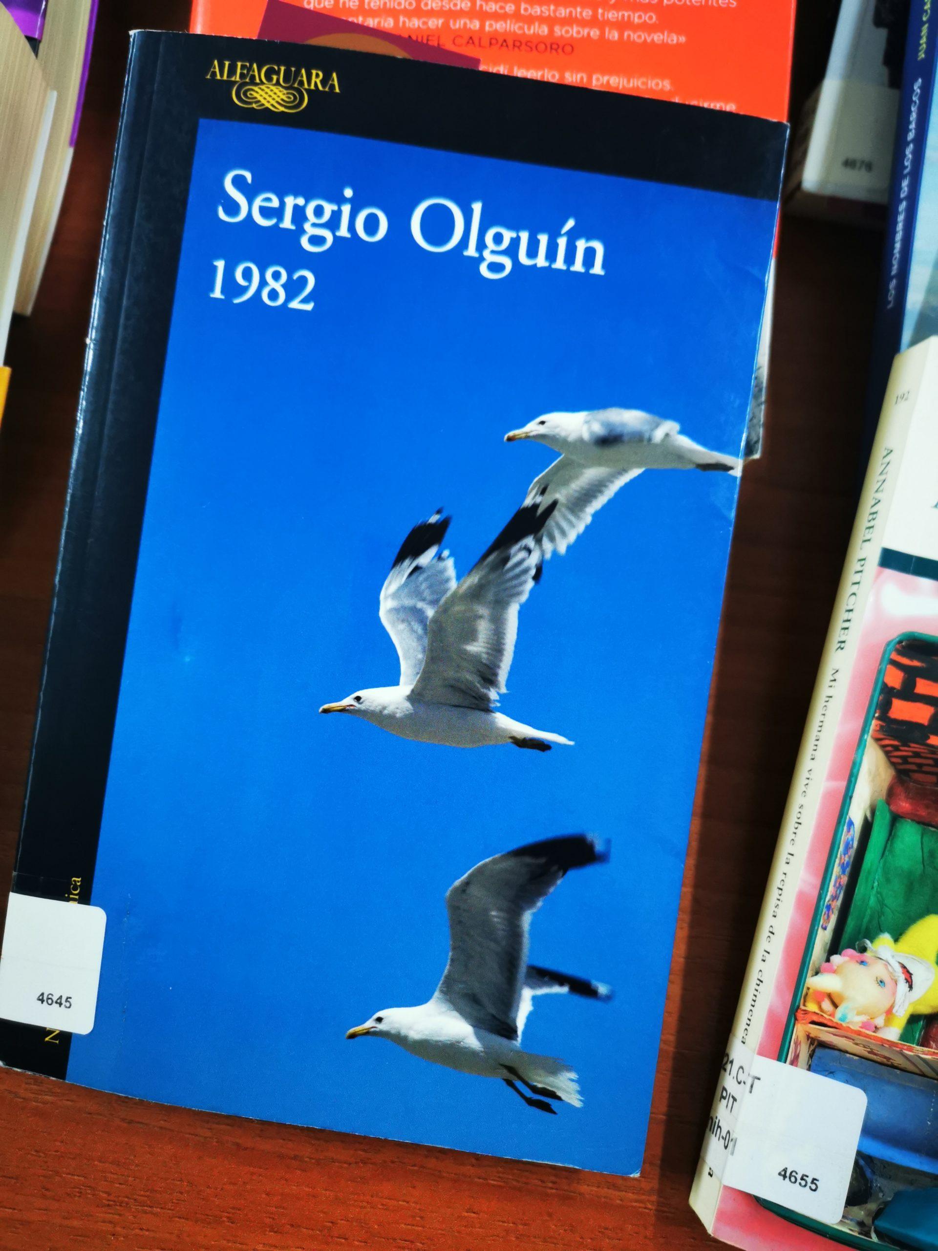 1982 - Sergio Olguín