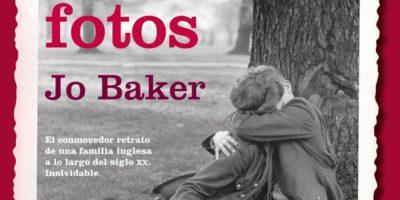 El álbum de fotos - Jo Baker